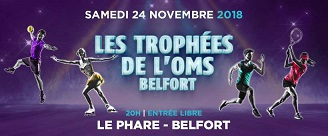 Trophhe OMS 2018